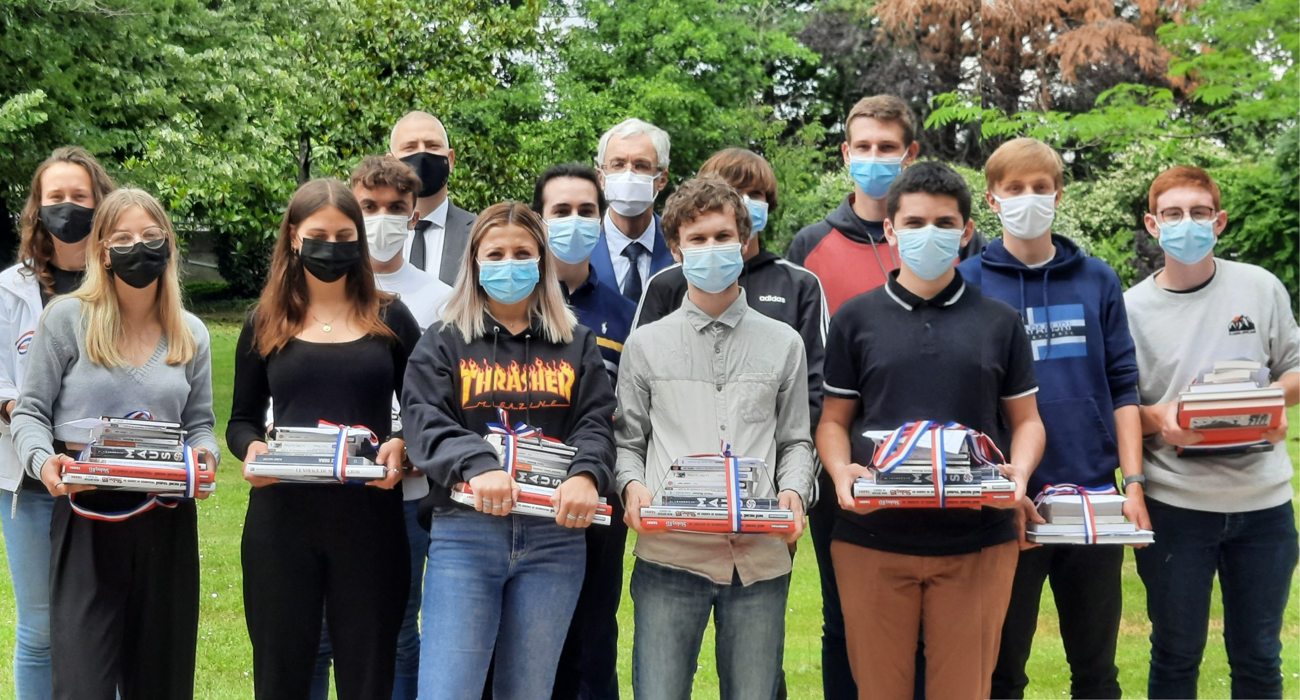 13 élèves primés au concours national de la résistance et de la déportation